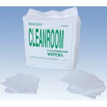 Nonwoven Reinraum Wischer Polyester / Cellulose Blend