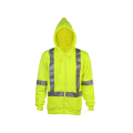 Neues Design Hivis Reflective Safety Kapuzen Sweatshirt