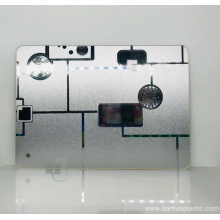 Acrylic mirror panel for Cosmetic display