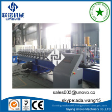 building material construction steel purlin rollform production machine