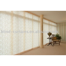 Großhandel Einzigartiges Design Fabrik Preis Panel Blind