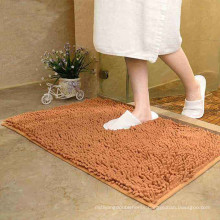 100% polyester faux fur area rug for bathroom