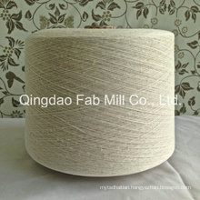 Hemp Organic Cotton Blended Yarn for Weaving and Knitting