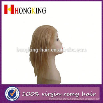 Africa America Indian Remy Hair Front Lace Wig Made In China