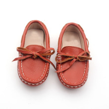 Skidtät Bowknot Red Christmas Baby Casual Shoes