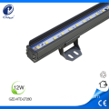 Color cambiante DC24V IP65 led de iluminación lineal
