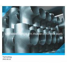 Нержавеющая сталь бесшовная прямая ANSI Asme ASTM Tee