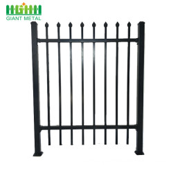 Hot Sale for Zinc Steel Metal Fence Wrought Iron Fence