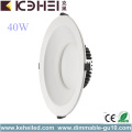 High power 40W Dimbare en niet-dimbare functie downlight