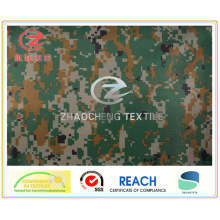 150d Poly Oxford Digital Camouflage Printing Fabric (ZCBP110)