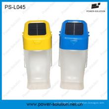 Fabrik Direktverkauf Portable Solar LED-Taschenlampe für Hauptbeleuchtung