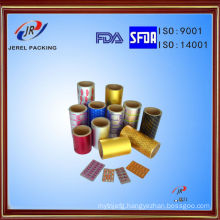Pharmaceutical Ptp Blister Foil for Tablets and Capsules Packaging