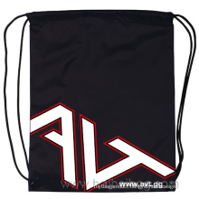 Nylon Promotional Drawstring Sports Backpack Gym Bag (HBDR-72)