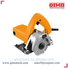 Cortador de bloque de mármol 110mm 1050w 12000r / m herramientas eléctricas qimo
