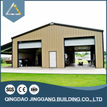 Fournisseur de Chine Mode Design Steel Frame Car Parking hangar