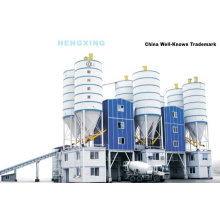 HZS series concrete plant for cement concrete mixer