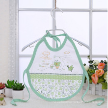 Cute Cotton Baby Bib with Lovely Printing