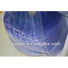 Bule Rideau souple en PVC rayé