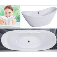 Cupc Acryl Einweichen freistehende Badewannen