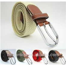Soft Breathable leisure leather golf belt