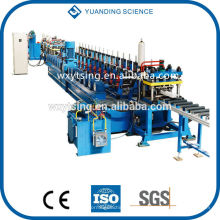 Passed CE und ISO YTSING-YD-0630 Vollständige automatische Türrahmen Rollenformmaschine