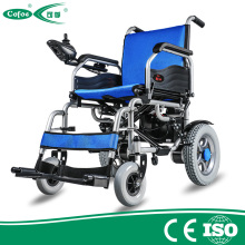 Handicapped Elder Aluminum Electric Power Wheelchair