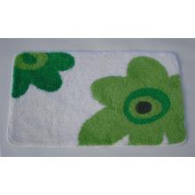 Chennile Bath Mat, Chennile Bathroom Mat, Chennile Mat, Tapinha de banho têxtil (mat-10)