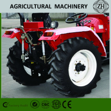 Agricultural Full Hydraulic Steering 50HP 4Wd Wheel Tractor