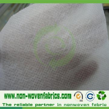 Tela no tejida de polipropileno de alta calidad TNT para la cubierta del zapato