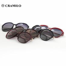 Estilo de venta caliente personalizado gafas de sol baratas