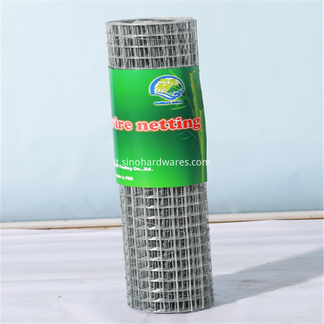 Welded Wire Net