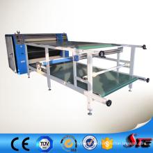 Tipo máquina do rolo da imprensa de transferência, grande máquina de impressão da transferência da sublimação