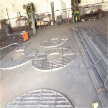 Galvanized Composite steel grating