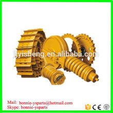 bulldozer undercarriage heavy equipment undercarriage parts