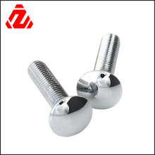 Custom Stainless Steel Round Head Bolt