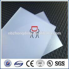 Рассеянный лист опал матовый поликарбонат 2мм