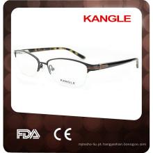 2017 óculos óculos ópticos de moda da senhora e óculos de leitura de metal