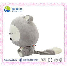 Little Raccoon Plush Toy Cartoon Doll Animal Raccoon