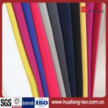 Tr80 / 20 Tissu simple de vêtements unisexe