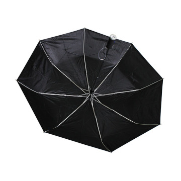 Automatic men 2 folding umbrella