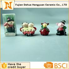 Personagem personagem cartoon figura cerâmica decoração pendurada