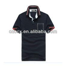 13PT1046 Polo de t-shirt pour hommes de bonne qualité