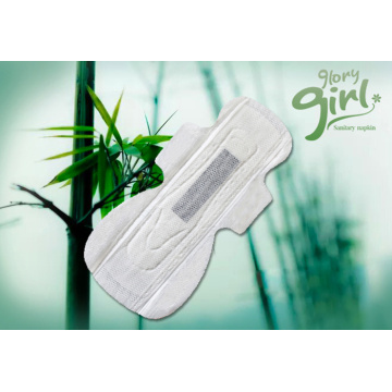 King of Cleaner-Bamboo Charcoal Sanitary Towel