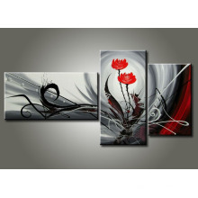 Handmade Canvas Abstract Oil Painting