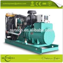 Preço do conjunto de gerador elétrico 160KW / 200Kva alimentado por motor VOLVO TAD732GE