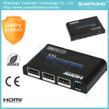 Divisor do conversor HDMI 1 * 2 HDMI de 1080P HDMI para o computador HDTV