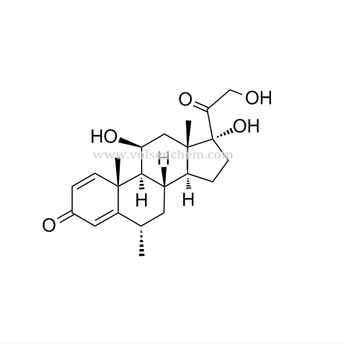 CAS 83-43-2, Methylprednisolone