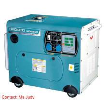 Bn5800dse / D stille luftgekühlte Dieselgeneratoren Bn186f 5kW