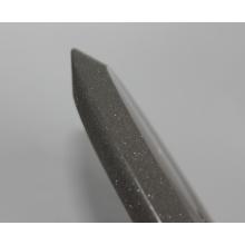 Diamante VEE Perfil en forma de Valla Tallado de muelas