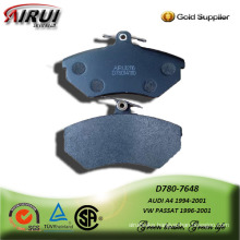 SEMI-METALLIC BRAKE PAD FOR AUDI A4 1994-2001
